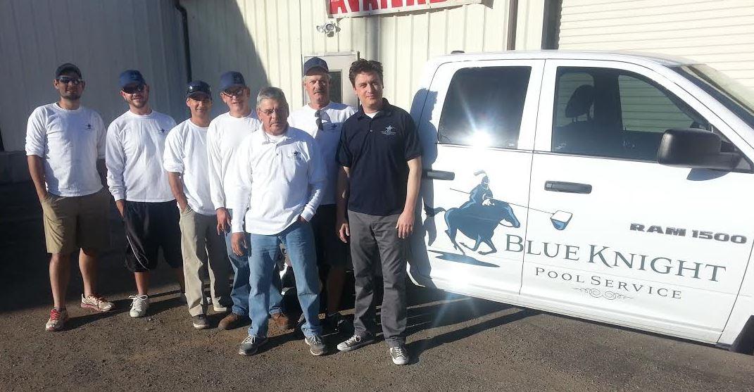 Blue Knight Pool Service Tucson, AZ